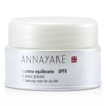 Annayake Balancing Cream SPF 8 For Combination Skin 50ml/1.7oz DML Forte Cream 4 oz (Pack of 2)