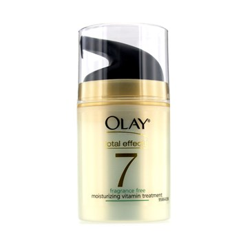 Olay Total Effects Fragrance-Free Moisturizing Vitamin Treatment