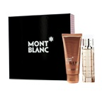 Mont Blanc Legend Pour Femme Coffret: EDP Spray 50ml/1.7oz + Body Lotion 100ml/3.3oz