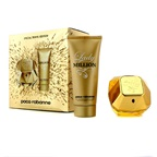 Paco Rabanne Lady Million Special Travel Edition Coffret: EDP Spray 80ml/2.7oz + Sensual Body Lotion 100ml/3.4oz