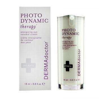 DERMAdoctor Photodynamic Therapy Energizing Eye Renewal Cream