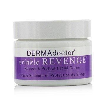 DERMAdoctor Wrinkle Revenge Rescue & Protect Facial Cream