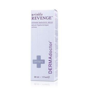 DERMAdoctor Wrinkle Revenge Ultimate Hyaluronic Serum