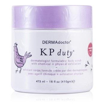 DERMAdoctor KP Duty Dermatologist Formulated Body Scrub
