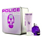 Police To Be Coffret: EDP Spray 75ml/2.5oz + Body Lotion 100ml/3.4oz