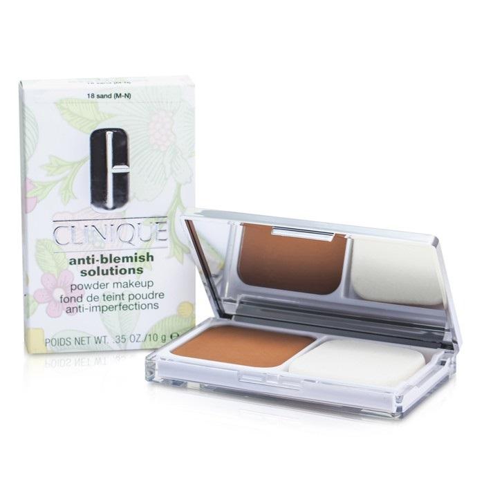 clinique anti blemish solutions powder makeup 18 sand. Black Bedroom Furniture Sets. Home Design Ideas