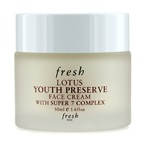 Fresh Lotus Youth Preserve Face Cream