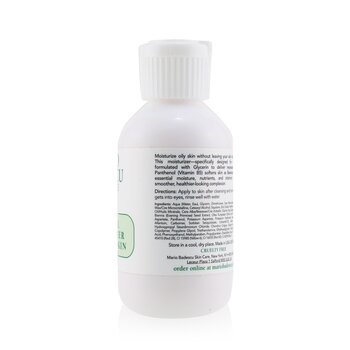 Mario Badescu Control Moisturizer For Oily Skin - For Oily/ Sensitive Skin Types