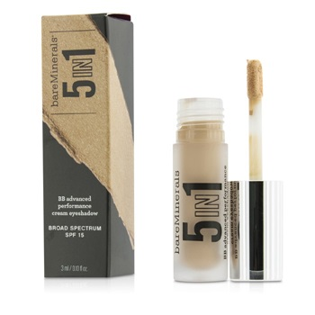 BareMinerals BareMinerals 5 In 1 BB Advanced Performance Cream Eyeshadow Primer SPF 15 - Candlelit Peach