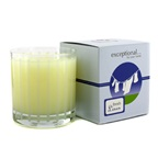 Exceptional Parfums Fragrance Candle - Fresh Linen