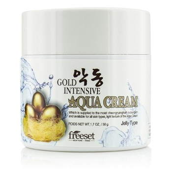 Freeset Aqua Cream (Moisture Jelly Type) - Gold Intensive