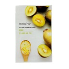 Innisfree It's Real Squeeze Mask - Kiwi