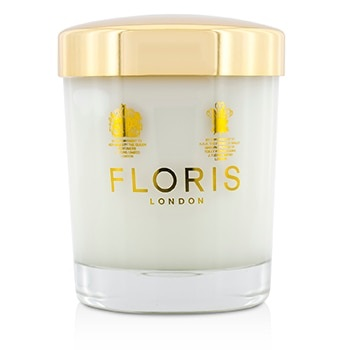Floris Scented Candle - Grapefruit & Rosemary