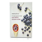 Innisfree It's Real Squeeze Mask - Acai Berry