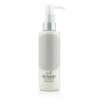 Kanebo Sensai Silky Purifying Milky Soap (New Packaging)