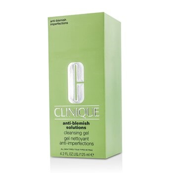 Clinique Anti-Blemish Solutions Cleansing Gel