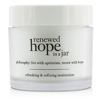 Philosophy Renewed Hope In A Jar All-Day Skin-Renewing Moisturizer