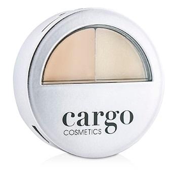 Cargo Double Agent Concealing Balm Kit - 1C Fair