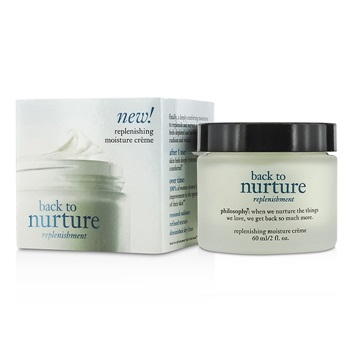 Philosophy Back To Nurture Replenishing Moisture Creme