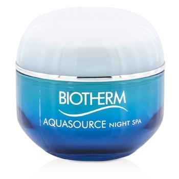 Biotherm Aquasource Night SPA Triple Spa Effect Night Balm (All Skin Types)