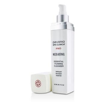 Pevonia Botanica Spa Clinica Pro Micro-Retinol Essential Foaming Cleanser