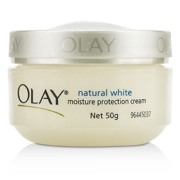 Olay Natural White Moisture Protection Cream