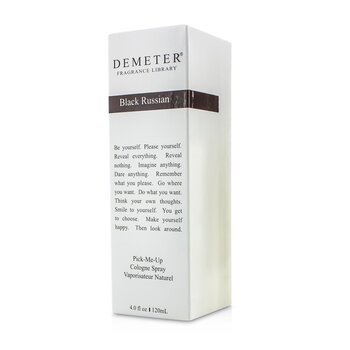 Demeter Black Russian Cologne Spray