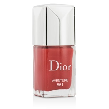 Christian Dior Dior Vernis Couture Colour Gel Shine & Long Wear Nail Lacquer - # 551 Aventure