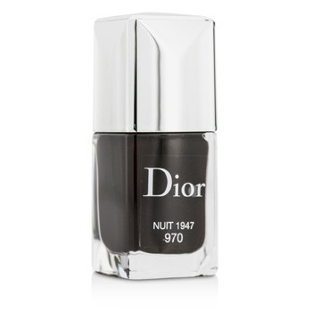 Christian Dior Dior Vernis Couture Colour Gel Shine & Long Wear Nail Lacquer - # 970 Nuit 1947