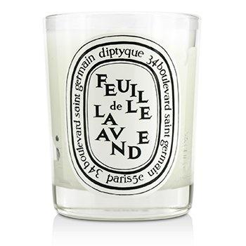 Diptyque Scented Candle - Feuille De Lavande (Lavender Leaf)