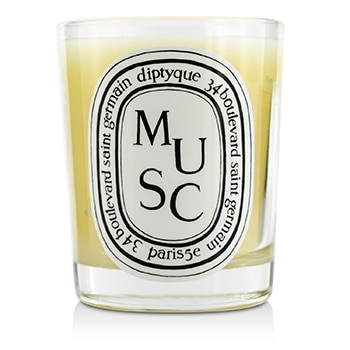Diptyque Scented Candle - Musc (Musk)