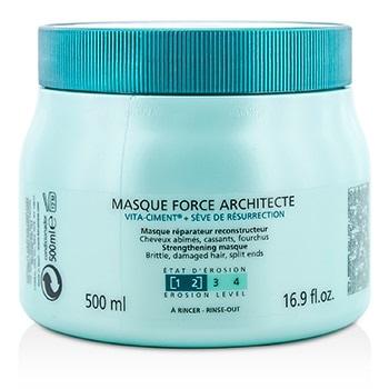 Kerastase Resistance Force Architecte Reconstructing Masque (For Brittle, Very Damaged Hair, Split Ends)