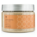 Thymes Lotus Santal Body Scrub