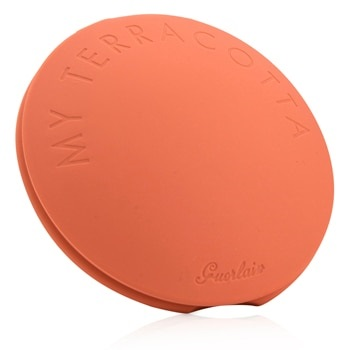 Guerlain Terracotta Bronzing Powder (With Silicone Case) - # 03 Natural Brunettes