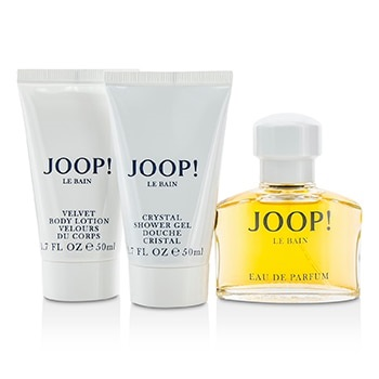 Joop Le Bain Coffret: EDP Spray 40ml/1.35oz + Body Lotion 50ml/1.7oz + Shower Gel 50ml/1.7oz