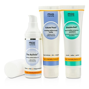 Mama Mio Strong Is The New Skinny Kit: The Activist 30ml + Double Buff 50ml + Future Proof 50ml
