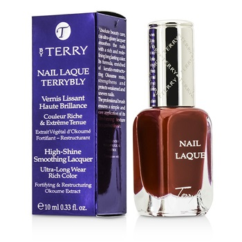 By Terry Nail Laque Terrybly High Shine Smoothing Lacquer - # 8 Fire Game