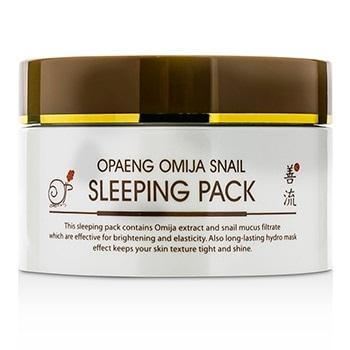 OPAENG Omija Snail Sleeping Pack