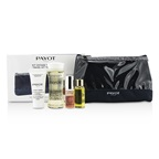 Payot Travel Kit Top To Toe Set: Cleansing Oil 50ml + Cream 15ml + Elixir D'Ean Essence 5ml + Elixir Oil 10ml + Bag