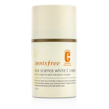 Innisfree Eco Science White C Cream
