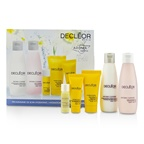 Decleor Hydration Starter Kit: Cleansing Milk 75ml + Tonifying Lotion 75ml + HydraFloral Cream 15ml + Neroli Serum 5ml + Neroil Balm 5ml