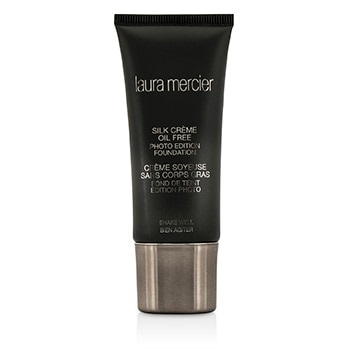 Laura Mercier Silk Creme Oil Free Photo Edition Foundation - #Creamy Ivory