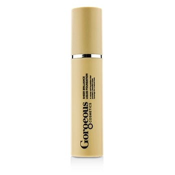 Gorgeous Cosmetics Sheer Brilliance Liquid Foundation - #3N-SB