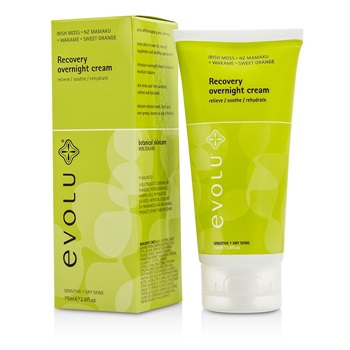 Evolu Recovery Overnight Cream (Sensitive & Dry Skin)