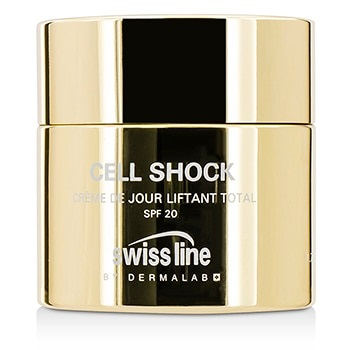Swissline Cell Shock Total-Lift Day Cream SPF 20