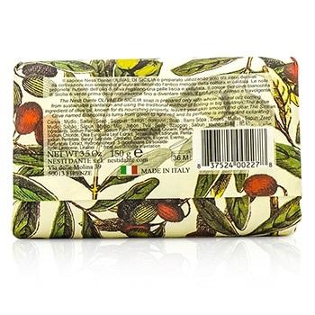 Nesti Dante Natural Soap With Italian Olive Leaf Extract  - Olivae Di Sicilia