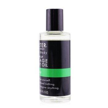 Demeter Clover Massage & Body Oil