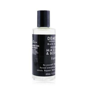 Demeter Espresso Massage & Body Oil