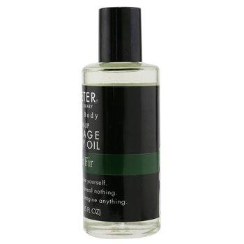 Demeter Fraser Fir Massage & Body Oil