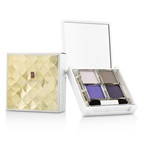 Elizabeth Arden Beautiful Color Eye Shadow Quad - #02 Posh Purples (Limited Edition)